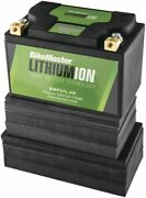Bikemaster Lithium-ion 2.0 Battery For Can-am Commander 800 2011-2020 Black