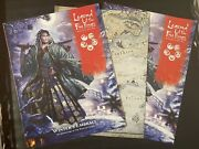 Legend Of The Five Rings Rpg Winterandrsquos Embrace Adventure Module Book Ffg Pb