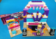 Lego Friends 41004 Rehearsal Stage 98.5 Complete