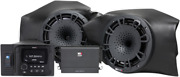Mb Quart Model-tuned Stage 2 Amplified Audio System Mbqr-stg2-rad-2