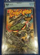 Cyberfrog 1 Cbcs 9.8 White Pages Ethan Van Sciver Not Cgc