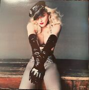 Vintage Madonna Like A Virgin 30th Anniversary Picture Disc Record Very Rare