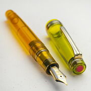 Sailor Fountain Pen Cocktail Vol.5 Old Fashioned Limited 21k Mf New Revival