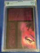 Magneto 0 Marvel Comics 93' Cbcs 9.8 Embossed Foil Cover White Pages Not Cgc