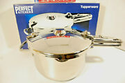 Japanese Stainless Steel Pressure Cooker Perfect Kitchen Made In Germany