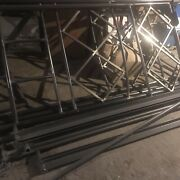 2 Wrought Iron Canopyandnbsp Beds Twin Size 2 Price Is For Both