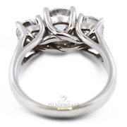 1.82ct D-si1 Round Natural Certified Diamonds 14kw Gold Classic Engagement Ring