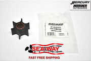 Quicksilver Mercury Chrysler Force 85hp To 115hp Impeller 47-803630t F523065-1