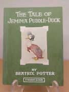 Beatrix Potter - The Tale Of Jemima Puddle Duck F.warne And Co 1908