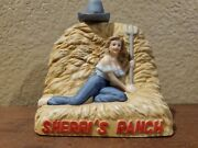 Dugs Decanters Sherriand039s Ranch Nevada Brothel Mini Decanter Bottle 1989