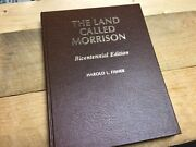 The Land Called Morrison County Minnesota Harold L. Fisher