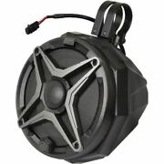 Ssv Works Polaris General Roll Cage Mounted Pod Speakers