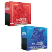 Pokemon Tcg Sword And Shield Battle Styles Elite Trainer Box Sealed In Stock