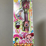 Ojamajo Magical Doremi Toy Pretty Girl Anime Plastic Toy Stick Excellent Japan