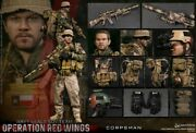 Damtoys 16 Operation Red Wings Navy Seals Sdv Team 1 Corpsman Soldier 78084