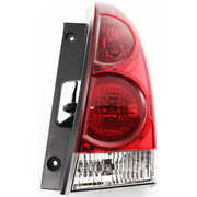 Taillight For Toyota Avalon 2005-2007 Driver Side Oe Replacement Halogen W/bulbs