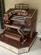 Custom Built Mighty Wurlitzer Theater Organ Bench Replica