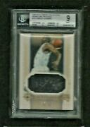 Dwight Howard Ultimate Collection Signature Patches Auto Rookie /25 Bgs 9 Mint