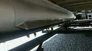 4 Lifting Strakes For Pontoon 21and039 - 22and039 Bi-toon Inside And Out Kit Max Lift