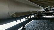 6 Lifting Strakes For Pontoon 23and039 - 24and039 Tri-toon Inside And Out Kit Max Lift