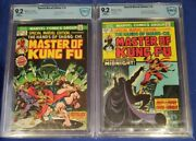 Special Marvel Edition 15 And 16 Cbcs 9.2 Wp - 1st Shang-chi Marvel Movie Cgc