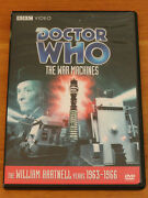 Doctor Who The War Machines Story No. 27 Dvd 2009 William Hartnell R1