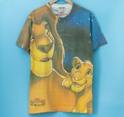 90s Single-stitch Disney The Lion King Movie Promo In Size L On A Fotl Tag