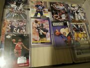 Lebron James, A Rod, Brett Favre Rookie Cards + Other Rookies + Large Card Lot