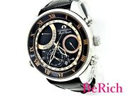Citizen Ah7061-00e 6762-t022073 Campanora Menand039s Mk2372 From Japan N0322