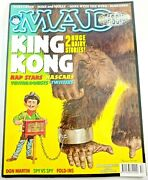 Mad Magazine Aust 57 Classics King Kong - 2 Huge Hairy Stories 82 Pages