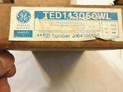 New In Box Ge Ted113050wl 50a Circuit Breaker 1p 277v Lug Both Ends Best Price