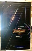 8and039 X 5and039 Disney Marvel Infinity War Star Wars Solo Vinyl Theater Poster Banner