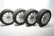 09 10 11 12 Bmw 750i F01 Alloy Wheel Rim And Tire R18 18 Set Of 4 Style 250 Oem