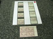 37056 Us Federal Duck Stamps Rw20 1953 Blue-winged Teal Lot Of Misc Stamps