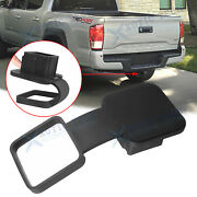 2 Tow Hitch Receiver Cover Plug Dustproof Cap Overlay For Toyota Tundra Tacoma