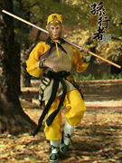 1/6 Journey To The West Sun Wukong The Monkey King Action Figure Collectible