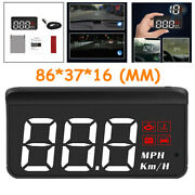 Universal Car M3 Head-up Display Modified Portable High-definition Display Abs