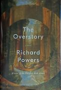 Rare Pulitzer Prize-winning The Overstory By Richard Powers Signed 1st Edition
