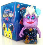 Disney Vinylmation 3 The Little Mermaid Ursula Sea Witch Collectible Toy Figure