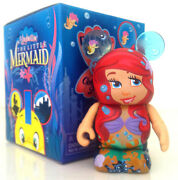 Disney Vinylmation 3 The Little Mermaid Series Ariel Collectible Toy Figure New