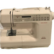 New Home Model Hf3000 Computerized Sewing Machine
