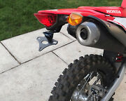 Honda Crf 300l And Crf 300 Rally Tail Tidy/fender Eliminator. 2021 On. Made In Uk.