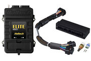 Haltech Elite 2500 + Fits Mazda Rx7 Fd3s-s6 Plug And039nand039 Play Adaptor Harness Kit