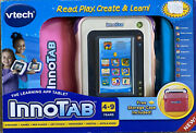 Vtech Innotab Kids Electronic Learning Tablet With Case Ages 3 - 9