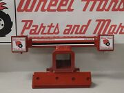 Toro Wheel Horse Removable Receiver Hitch If You Have A 104659 Bracket.
