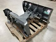 New 48 Mini Skid Steer Snow Plow Blade Attachment Dingo Ditch Witch Vermeer 4and039