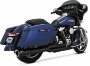 Vance And Hines Pro Pipe Exhaust For Harley-davidson Flh, Flt 2017-2020 4.5 Black