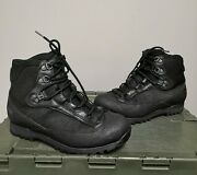 Genuine British Military Aku Black High Liability Combat Boots Size Possible 3