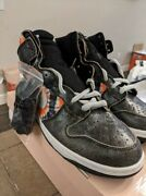 100 Authentic Nike Dunk Sb High Huf 2004 Size 11.5 - 305050 102