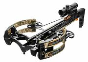 Mission By Mathews Sub-1 Xr Crossbow / Xbow In Realtree Edge W/ Pro Kit - Xk035